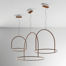 Sp uli 160 timo ripatti suspension pendant light  axo light apuli160ledru  design signed 41757 thumb