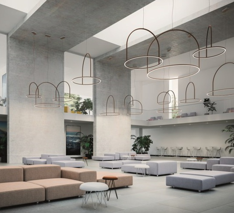 Sp uli 160 timo ripatti suspension pendant light  axo light apuli160ledru  design signed 41758 product