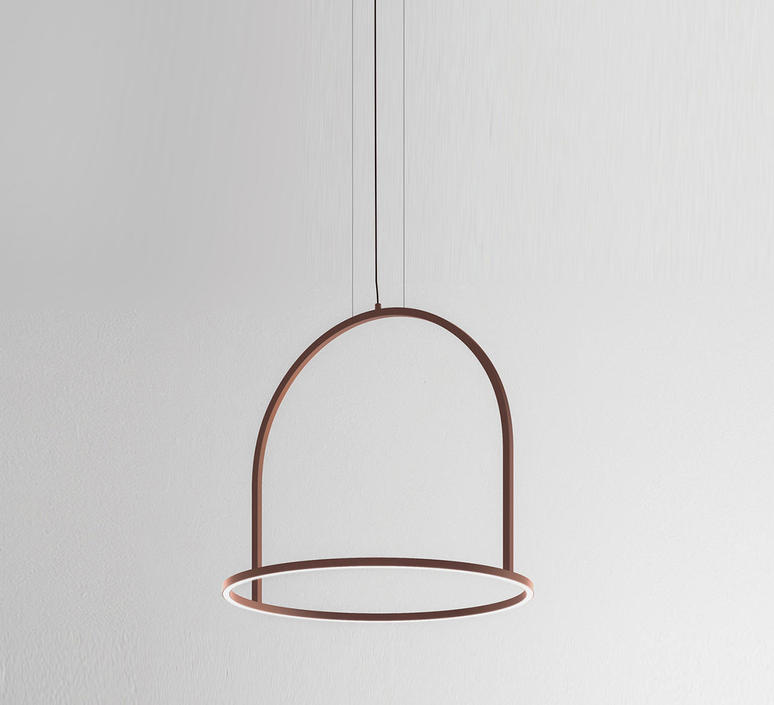 Sp uli 160 timo ripatti suspension pendant light  axo light apuli160ledru  design signed 41759 product