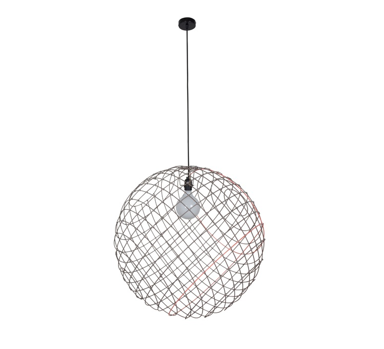 Sphere metal 2xl arik levy suspension pendant light  forestier 20907  design signed 42755 product