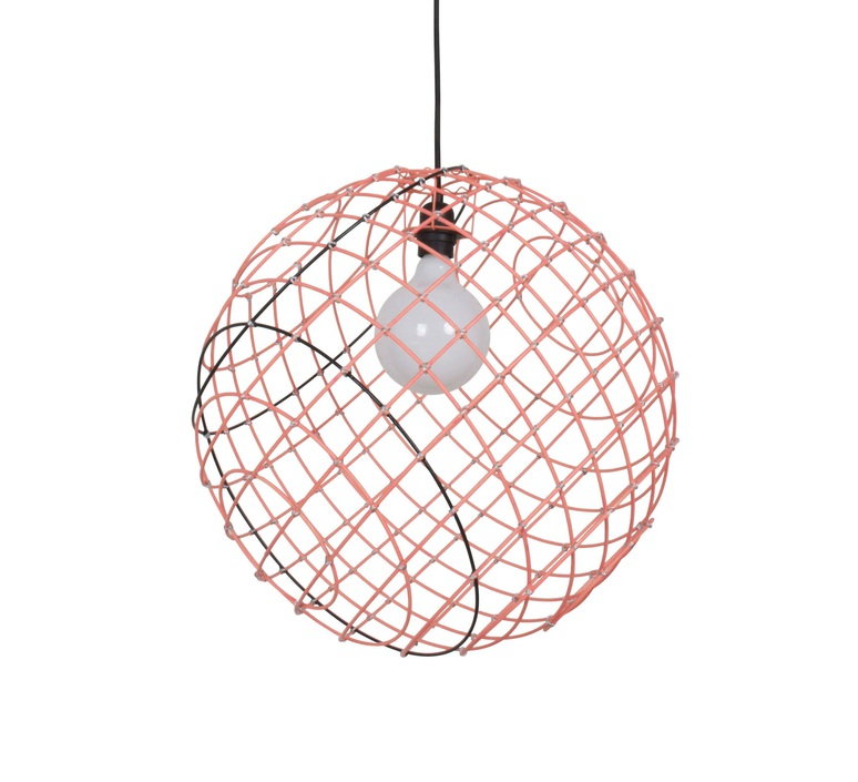 Sphere metal xl arik levy suspension pendant light  forestier 20906  design signed 42716 product