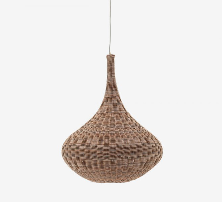 Spin 96 paola navone suspension pendant light  gervasoni spin96 naturale  design signed 105442 product