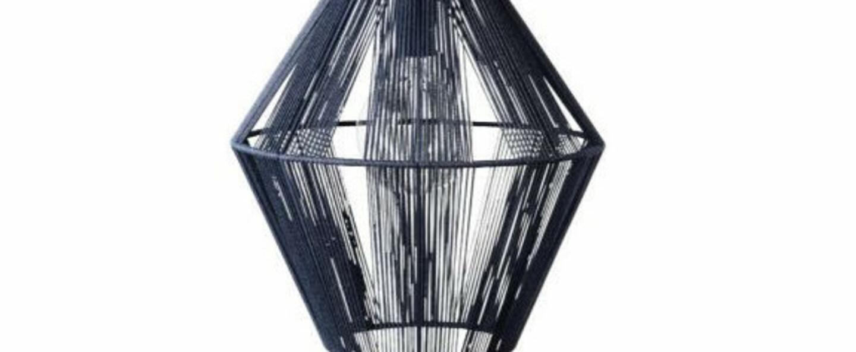 Suspension spinn 39 indigo o39cm h62cm pholc normal