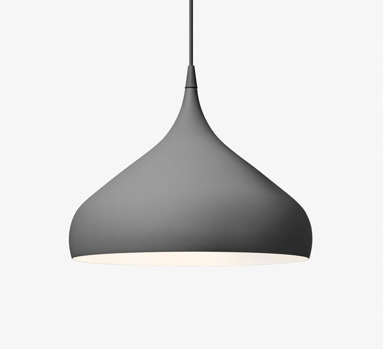 Spinning light bh2  suspension pendant light  andtradition 20919001  design signed 36602 product