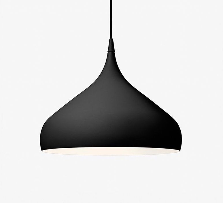 Spinning light bh2  suspension pendant light  andtradition 20919003  design signed 36604 product