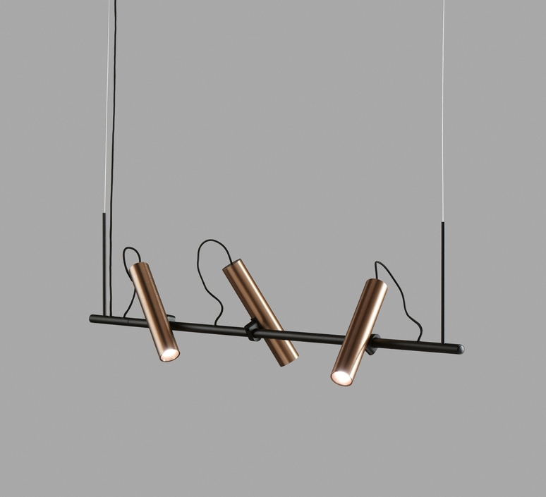 Spirit s1000 ronni gol suspension pendant light  light point 270610  design signed nedgis 96786 product