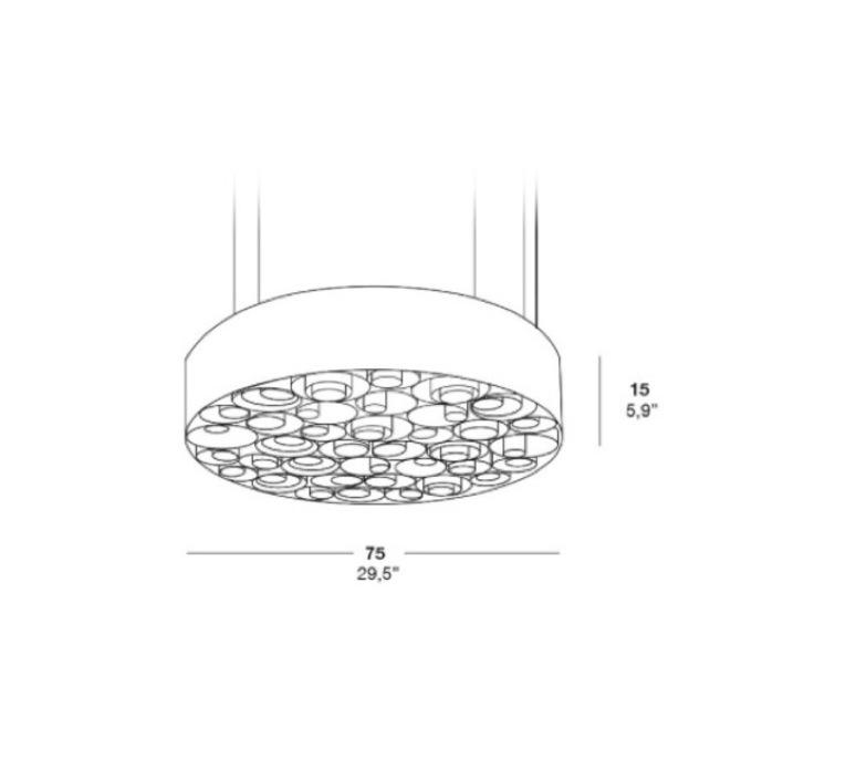 Spiro remedios simon lzf spro sm bk 21 luminaire lighting design signed 22075 product