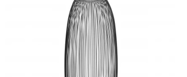 Suspension spokes 1 dimmable graphite led 2700k 3220lm o32 5cm h71cm foscarini normal