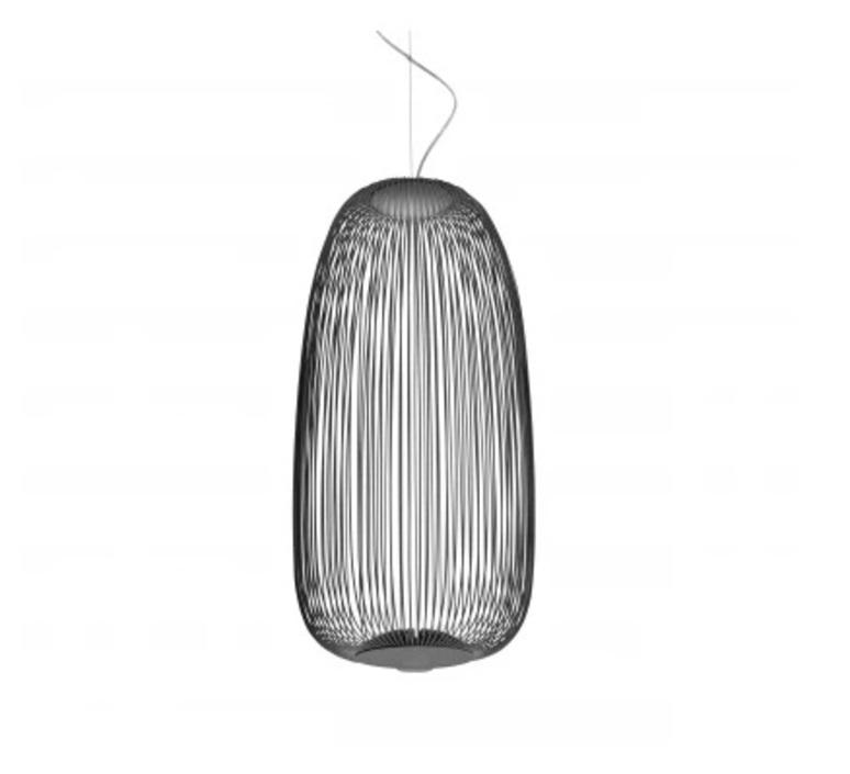 Spokes 1 dimmable garcia cumini suspension pendant light  foscarini 2640071dr1 22  design signed nedgis 84878 product