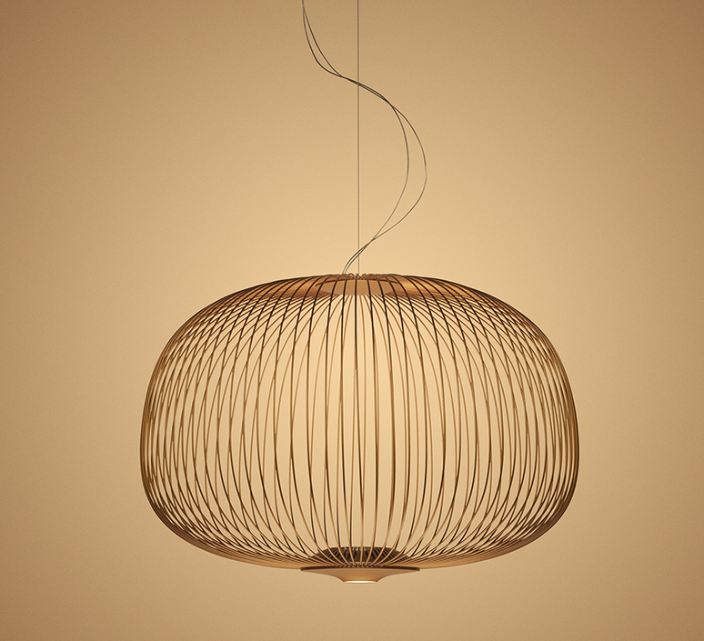 Spokes 3 garcia cumini suspension pendant light  foscarini 2640073 80  design signed nedgis 85218 product