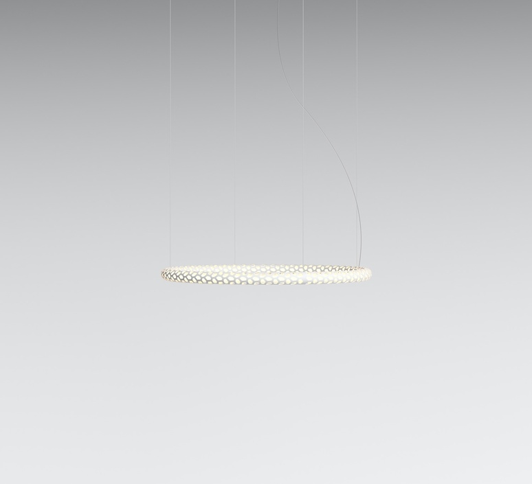 Squiggle 1 giovanni lauda suspension pendant light  rotaliana 1sqh100063zl0  design signed nedgis 115314 product