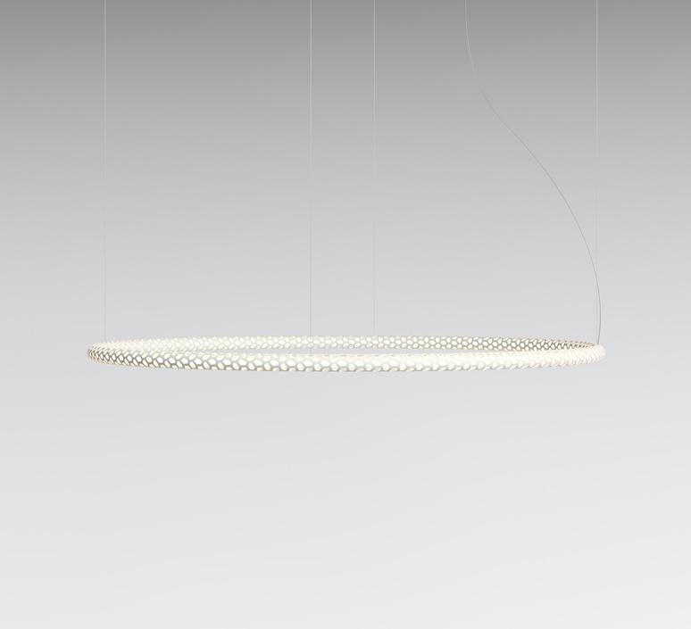 Squiggle 3 giovanni lauda suspension pendant light  rotaliana 1sqh300063zl0  design signed nedgis 115327 product