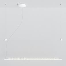 Squiggle 8 paolo rizzatto suspension pendant light  rotaliana 1sqh008063zl0  design signed nedgis 115392 thumb