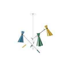 Stanley studio delightfull delightfull suspension stanley nickel tricolor luminaire lighting design signed 25663 thumb