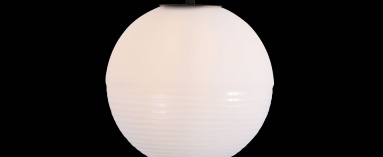 Suspension stellar large blanc led o39cm hcm pulpo normal