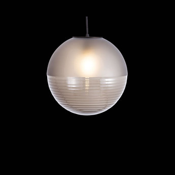 Suspension stellar large gris fume led o39cm hcm pulpo normal