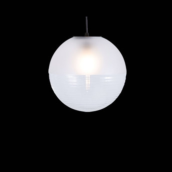 Suspension stellar large transparent led o39cm hcm pulpo normal