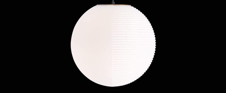 Suspension stellar medium blanc led o31cm hcm pulpo normal