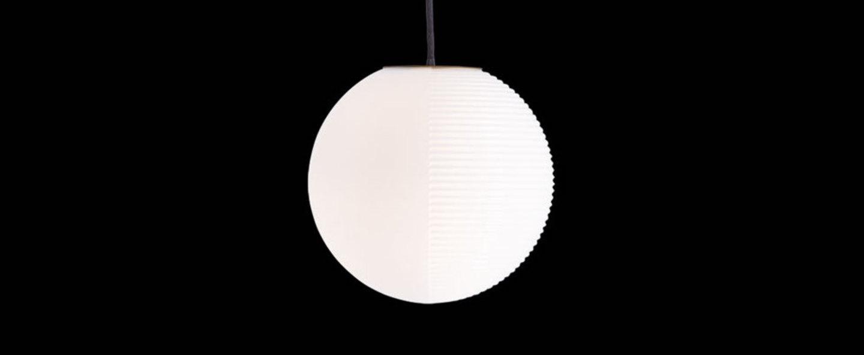 Suspension stellar mini blanc led o18cm hcm pulpo normal