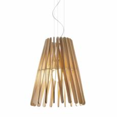 Stick f23 cone matali crasset suspension pendant light  fabbian f23a03 69  design signed 39899 thumb