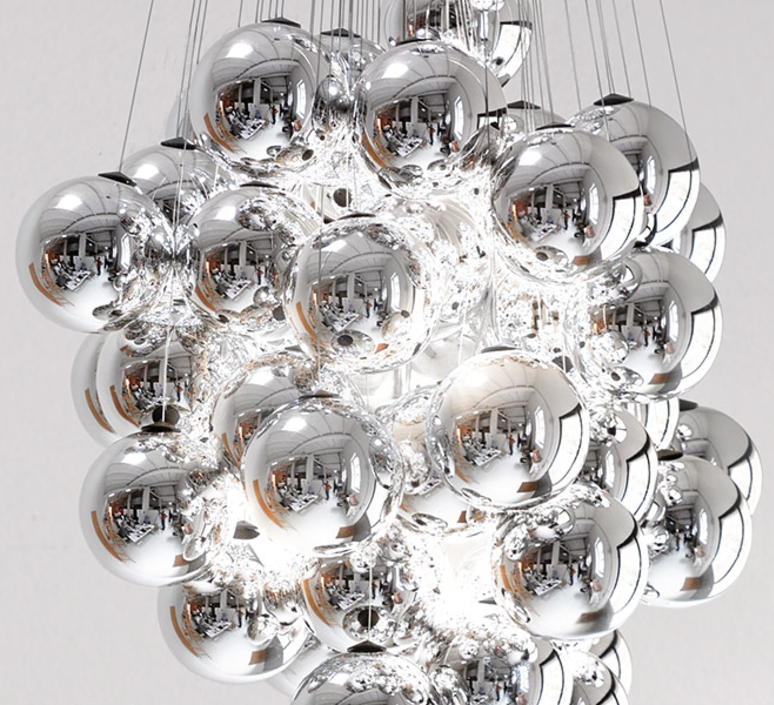 Stochastic d87sp daniel rybakken suspension pendant light  luceplan 1d870cc00000 1d8704800018   design signed 56179 product