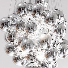 Stochastic d87sp daniel rybakken suspension pendant light  luceplan 1d870cc00000 1d8704800018   design signed 56179 thumb