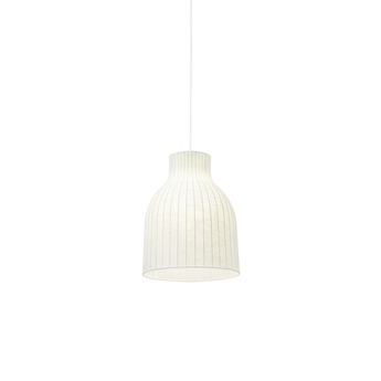 Suspension strand open blanc o40cm h50 2cm muuto normal