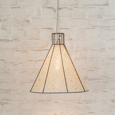 Straw studio colonel suspension pendant light  serax b7216835  design signed 59684 thumb