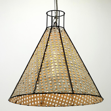 Straw studio colonel suspension pendant light  serax b7216835  design signed 59687 thumb