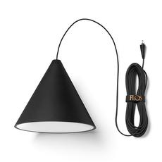 String light cone 12m rosace  michael anastassiades suspension pendant light  flos f6481030 f6482030  design signed nedgis 113561 thumb