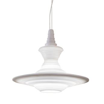 Suspension stupa blanc h56cm innermost normal