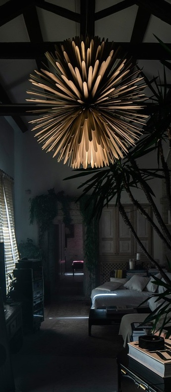 Suspension sun light of love mylight or led 2700k 2520 723lm o65cm h62cm foscarini normal