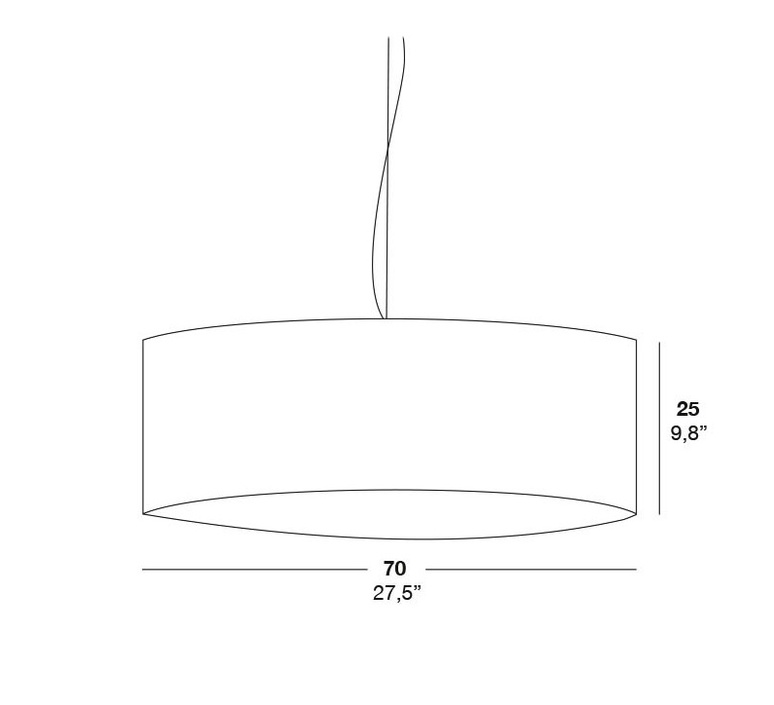 Gea 30 a marivi calvo suspension pendant light  lzf dark g30 a 31  design signed 31254 product