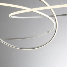 Suspension olympic f45 3 diffusers lorenzo truant suspension pendant light  fabbian f45 a11 01  design signed nedgis 107896 thumb