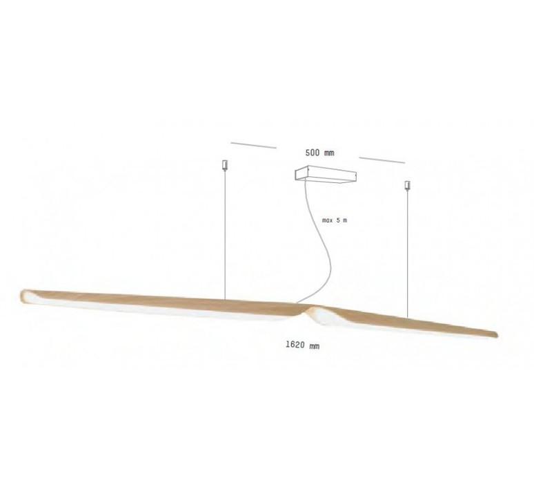 Swan mikko karkkainen tunto swan pendant birch luminaire lighting design signed 24914 product