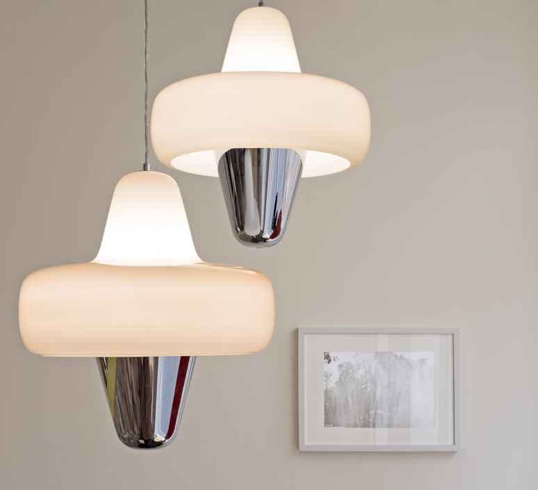 Swan guillaume delvigne suspension pendant light  la chance lc150102  design signed 38295 product