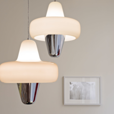 Swan guillaume delvigne suspension pendant light  la chance lc150102  design signed 38295 thumb