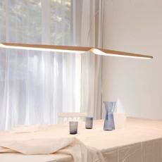 Swan mikko karkkainen tunto swan pendant birch luminaire lighting design signed 12300 thumb