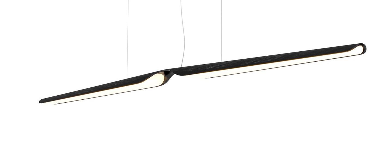 Suspension swan noir l162cm tunto normal