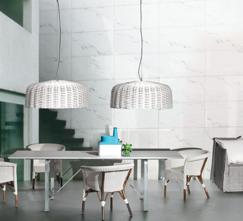 Sweet 95 paola navone suspension pendant light  gervasoni sweet95 bianco  design signed 36343 product