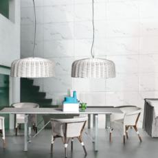 Sweet 95 paola navone suspension pendant light  gervasoni sweet95 bianco  design signed 36343 thumb