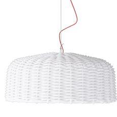 Sweet 95 paola navone suspension pendant light  gervasoni sweet95 bianco  design signed 36346 thumb