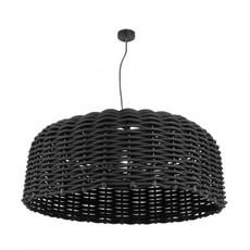 Sweet 95 paola navone suspension pendant light  gervasoni sweet95 nero  design signed 36341 thumb