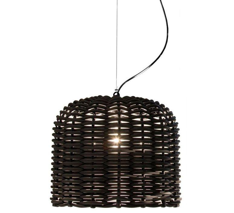 Sweet 96 paola navone suspension pendant light  gervasoni sweet96 nero  design signed 36331 product