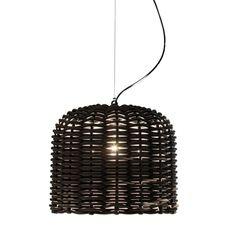 Sweet 96 paola navone suspension pendant light  gervasoni sweet96 nero  design signed 36331 thumb