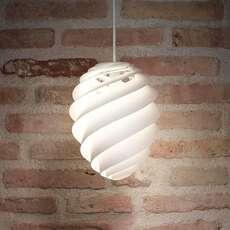 Swirl 2 small oivind slaatto suspension pendant light  le klint 1312s  design signed nedgis 90802 thumb