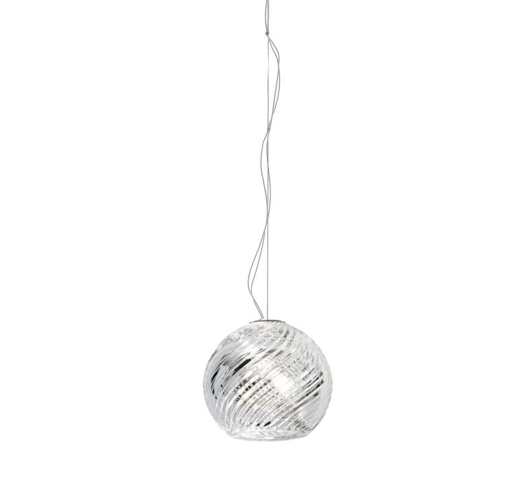 Swirl d82 bridgewell consulting ltd suspension pendant light  fabbian d82a05 00  design signed 39926 product