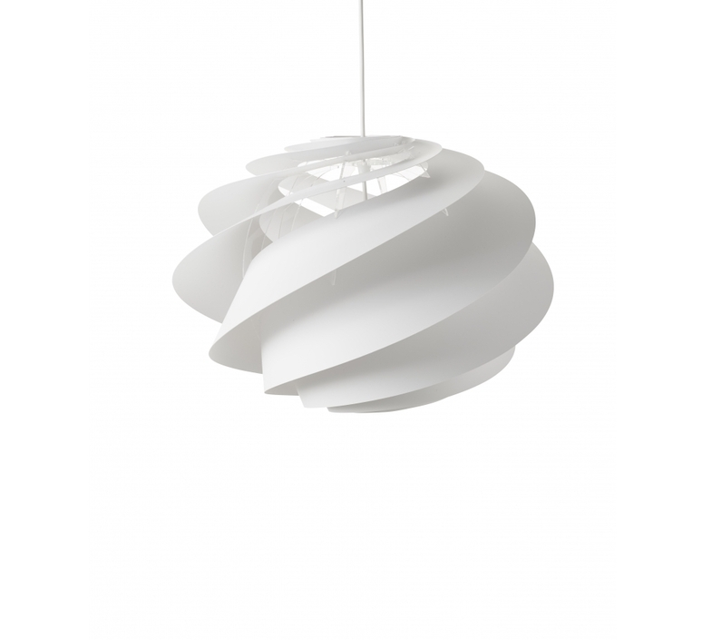 Swirl medium oivind slaatto suspension pendant light  le klint 1311m  design signed nedgis 90791 product