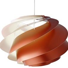 Swirl medium oivind slaatto suspension pendant light  le klint 1311mcp  design signed nedgis 90798 thumb