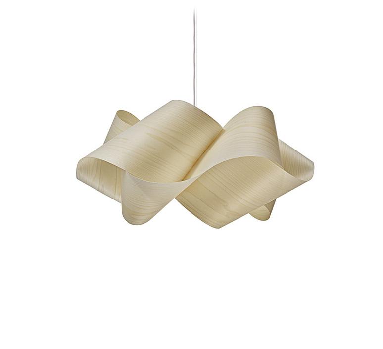 Suspension swirl sg 20 blanc o75cm h35cm lzf 54213 product